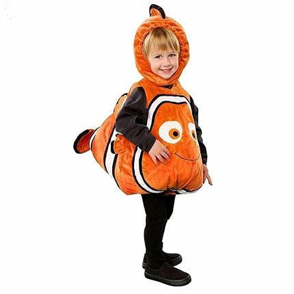 Children's clown fish Nemo costume …