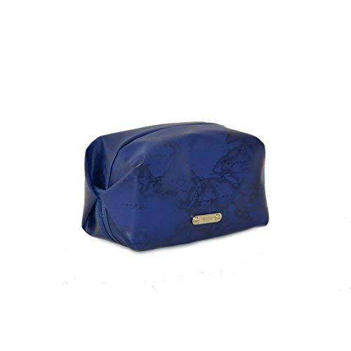 Alviero Martini Beauty case medio prima classe blu