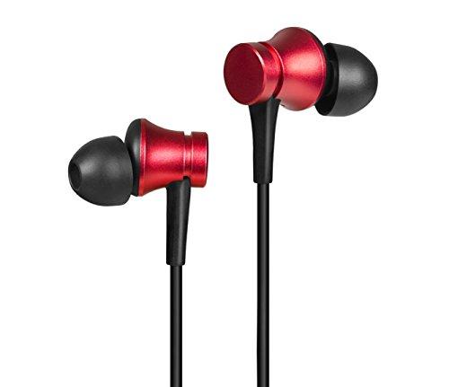 Mi Earphones Basic with Mic (Red)
