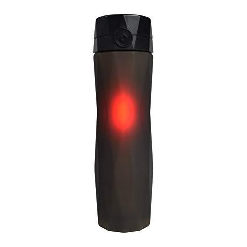 Hidrate Spark 2.0A Smart Water Bottle - New & Improved - Tracks Water Intake & Glows to Remind You...