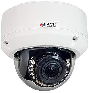 C/ámara de vigilancia en Domo de 3 MP ACTi E12 Blanco