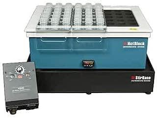 Environmental Express StirBase Magnetic Stirrer with 60 Stir Bars; 120 VAC