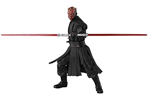 Bandai S.H.Figuarts Star Wars Darth Maul 140 mm PVC ABS Action Figure