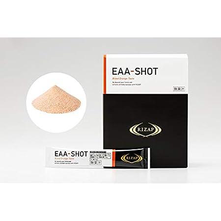 ライザップ EAA SHOT 1箱(30本) RIZAP (ブラッドオレンジ)