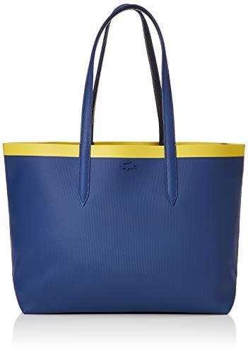 Lacoste Nf2994 - Bolsa para mujer, talla única, Azul (Sphere Eclipse - Guepa), Talla única