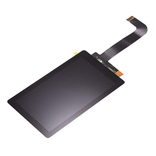 Fesjoy Schermo, Schermo di Ricambio 2K da 5,5 Pollici con Pellicola Protettiva in Vetro temperato incollato 2560 * 1440 Risoluzione mipi Interface Accessori Stampante 3D per N4