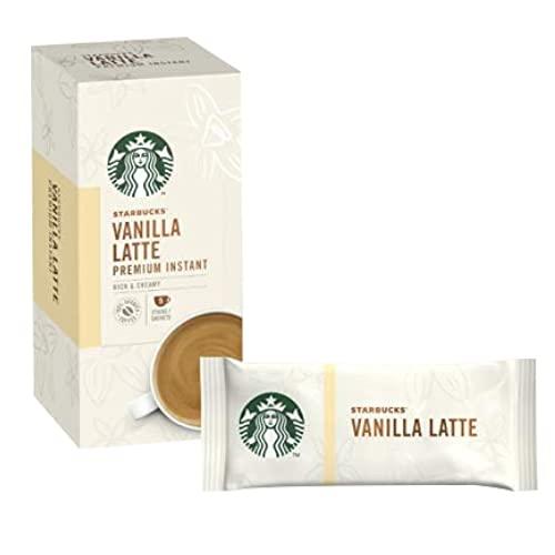Starbucks Instant Coffee Vanilla Latte