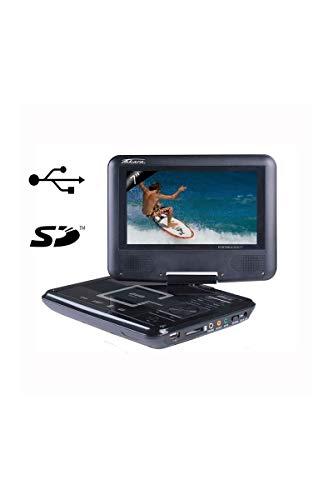 Takara VR 132B - Reproductor DVD Blu-ray portátil