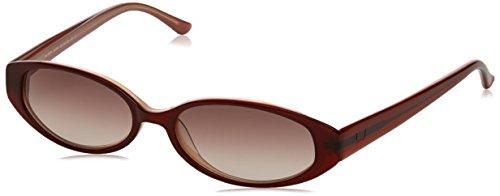 Adolfo Dominguez Ua-15055, Gafas de Sol para Mujer, Marrón (Brown), 50