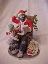 Sports Memorabilia Emmett Kelly Jr Spirit of Christmas VII Figurine Flam