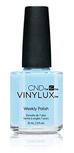 CND Vinylux Duo + Vernis à Ongles Top Coat Creekside 2 Bouteilles