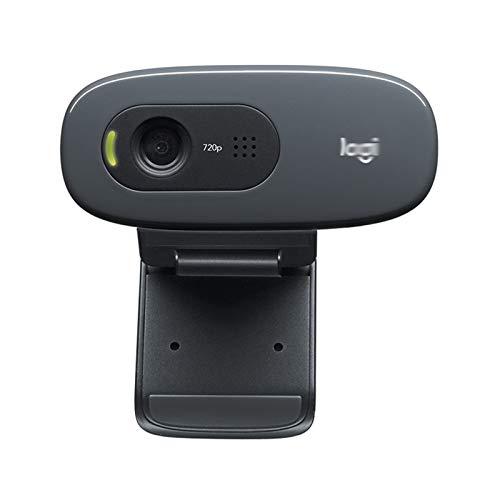 Yeyubh Cámara Web para C270 / C270i IPTV 720p HD Video con micrófono Incorporado USB2.0 Cámara para PC Cámara de Chat Web cámara Web (Color : C270)