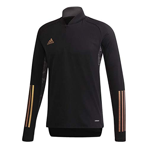 adidas EA2505 CON20 ULT Top Pullover Mens Black/Nude Pearl Essence M