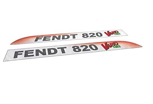 Generisch FENDT Vario 820 TMS Decal Set