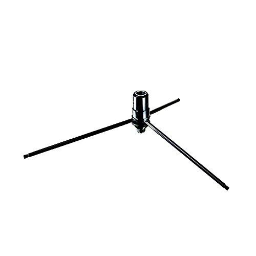 Manfrotto 678 Monopod Universal Folding Base (Black)