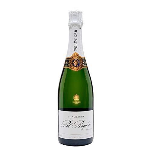 Pol Roger Brut Champagner mit Geschenkverpackung (1 x 0.75 l)