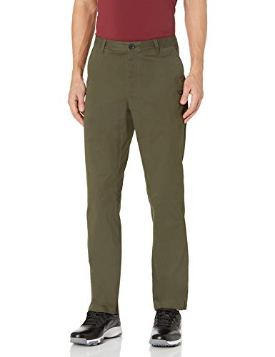 Oakley Herren ICON Chino Golf Pant Golfhose, Dunkler Pinsel, 28W / 32L