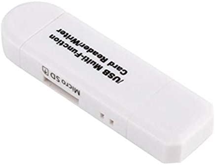 DZSF Lettore di schede Portatili Micro USB OTG Adattatore USB 2.0 Memoria per SDHC, MMC, RS-MMC, Micro SDXC, Micro SD, Micro SDHC Card e Scheda UHS-I - Trova i prezzi più bassi