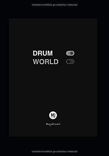Schlagzeug Notenheft: Notizen & Notation von Schlagzeug-Noten