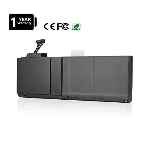 KDJAMI Ersetzt Laptop Akku A1322 Batterie für MacBook Pro 13.3