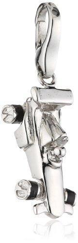 Giorgio Martello Milano Damen-Charm Sterling-Silber 925 817369