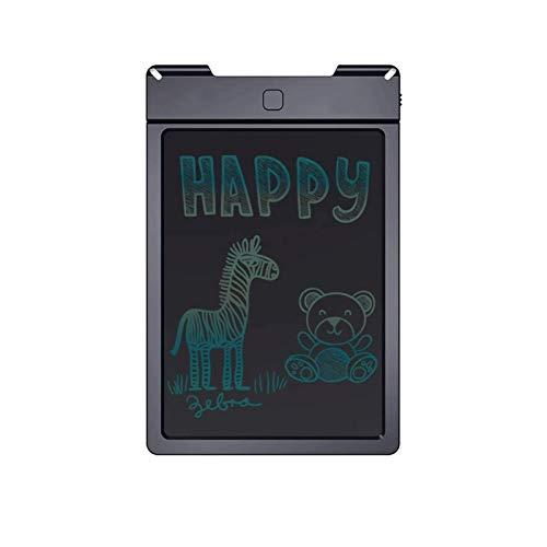 Sdesign Tableta de Escritura LCD, Pantalla de 9 Pulgadas Colorido Digital gráficos electrónicos Tableta de Escritura portátil de Escritura de Escritura a Mano Dibujo Almohadilla para niños para niños