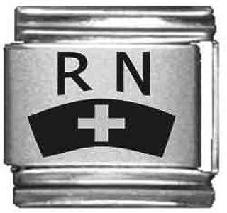 RN Cap Laser Italian Charm