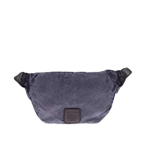 Campomaggi Torrechiara Fanny pack blue-grey