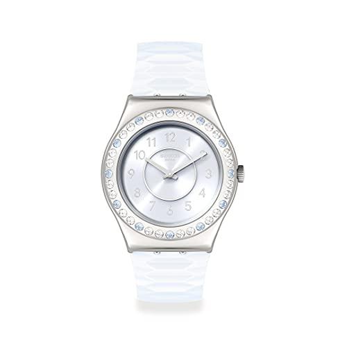 Reloj Swatch Irony Medium YLS226 Precious Aqua