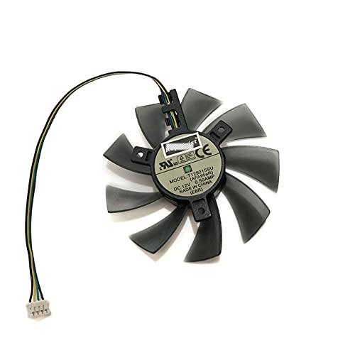 GPU VGA Cooler 85mm GTX 970/960/950/760 Ventilador de Tarjeta gráfica para ASUS...