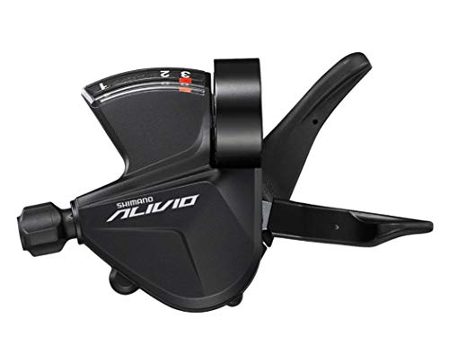 SHIMANO Alivio SL-M3100-L 3-Speed Shift Lever Left