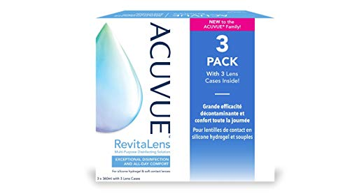 AMO ACUVUE 94329FM Revitalens Multi-Purpose Desinfektionslösung, Dioptrien