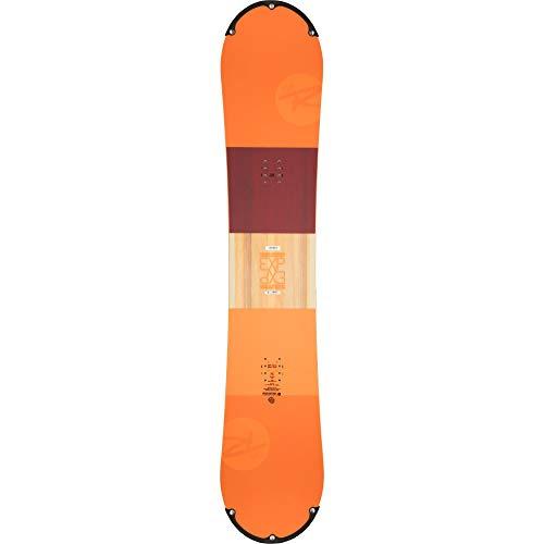 Rossignol Herren Snowboard Exp Regular Schwarz Orange, Orange, 160 cm