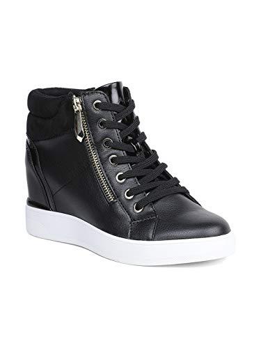 ALDO AILANNA - Zapatillas deportivas para mujer, color negro