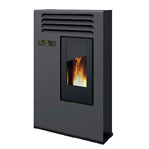 Globe Fire Janice - Estufa de pellets (6,5 kW)