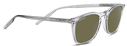 Serengeti Delio-8948-51 - unisex Gafas de sol - Shiny Crystal