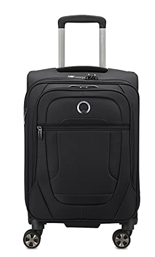 HELIUM DLX VALISE TROLLEY CABINE EXTENSIBLE 4 DOUBLES...