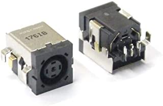 Connectors DC Power Jack Socket Charging Port for HP EliteBook 2730P 8460P 8440W 8460W 8470W 8460P 8470P - (Cable Length: Other)