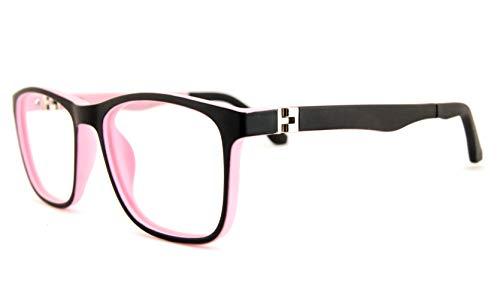 NOWAVE Occhiali neutri per bambina da PC, Smartphone e Gaming   Occhiali riposanti e protettivi ANTI LUCE BLU 40% e UV 100%