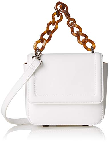 s.Oliver (Bags) 39.904.94.2886DonnaBorse a tracollaBianco (White) 7x13x15 centimeters (B x H x T)