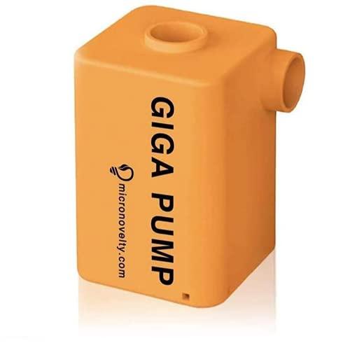 Kpcxdp GIGA Bomba DE Aire Portátil Mini Inflador eléctrico USB Carga multifunción MULTIFICACIÓN Wilder Bomba DE Piscina Piscina DE Gas DE Piscina