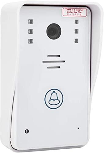 MWKL Videoportero de Alto Rendimiento 1000TVL 7 Pulgadas TFT Cable Video Door...