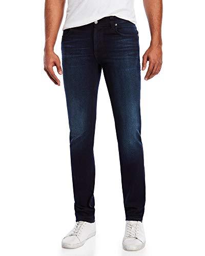 NUDIE JEANS Thin Finn 112141, Jeans Unisex-Adulto, Blu (Twilight Dusk), W28/L32
