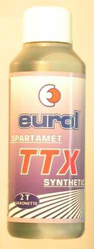 Eurol Mischöl für 100:1 für Leichtmofa Saxonette Spartamet Hercules Sachs