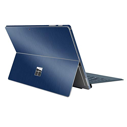 Arisase - Pellicola protettiva ultra sottile per Microsoft Surface Pro 6/Pro 5/Pro 4, con adesivo posteriore e adesivi laterali, colore: Blu