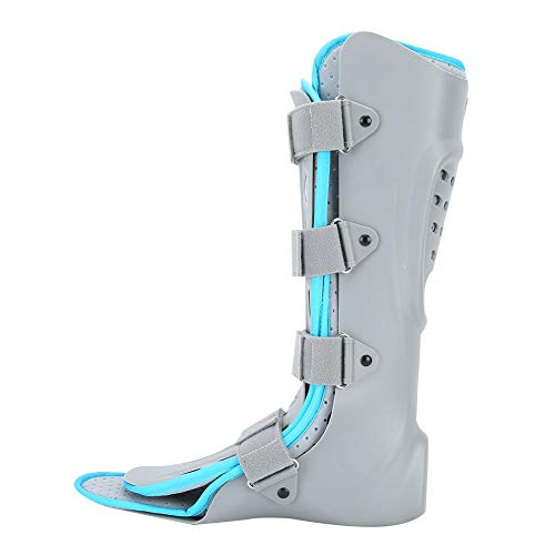Ortesis de caída de pie Prácticos esguinces de tobillo Tirantes para adultos para fractura de tobillo(Right foot)