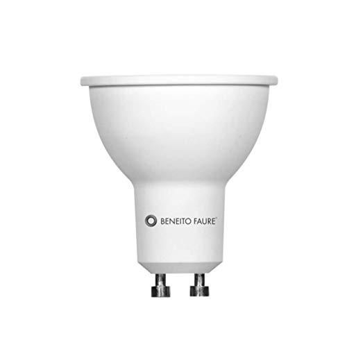 LAMPADA LED SYSTEM BENEITO FAURE 8W GU10 60° 3.000K LUCE CALDA NOVITÀ 2016