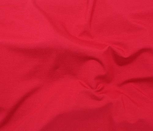 Telio Softique Rayon Spandex Jersey Knit, Red Yard