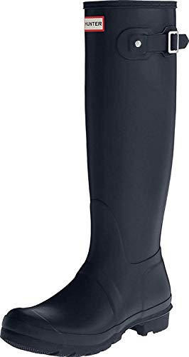 Hunter Original Rain Boot Women's Boots Navy Size 5 M
