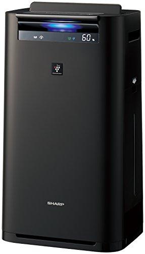 シャープ 加湿 空気清浄機 プラズマクラスター 25000 ハイグレード 16畳 / 空気清浄 31畳 2018年モデル グレー KI-JS70-H